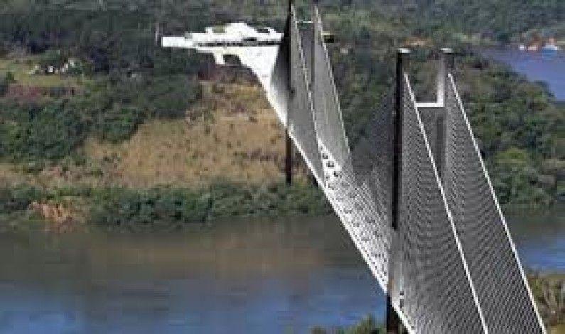 Itaipú pondrá USD 140 millones para dos puentes con Brasil