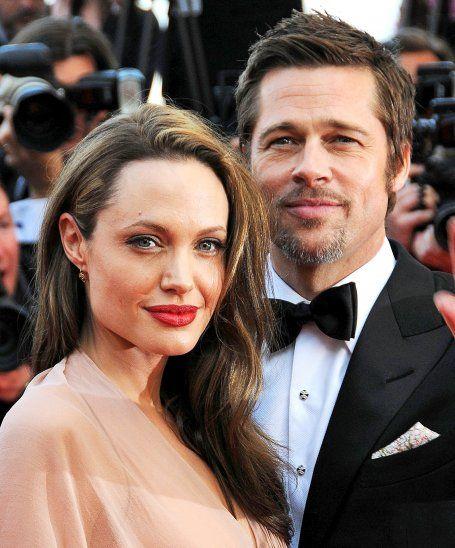 Angelina dice que Brad no le pasa plata para sus hijos