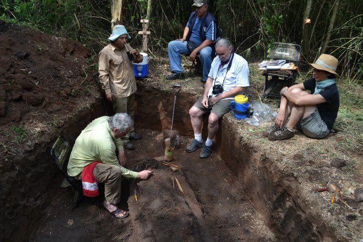 El equipo liderado por Goiburú ya exhumó 37 cadáveres de desaparecidos