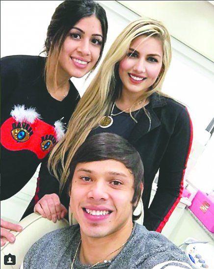 Cumplido. Ángel Romero prometió gol y homenaje