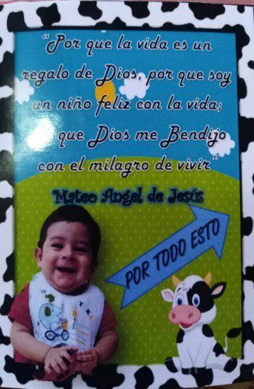El bebé milagro cumple un año y le regalan una linda canción