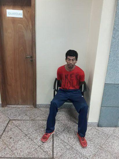 Blas Antonio Fleitas ya se encuentra recluido en la Penitenciaría Regional.