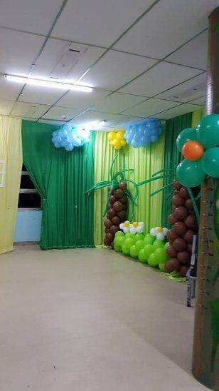 Médicos del IPS se disfrazaron para alegrar a niños internados