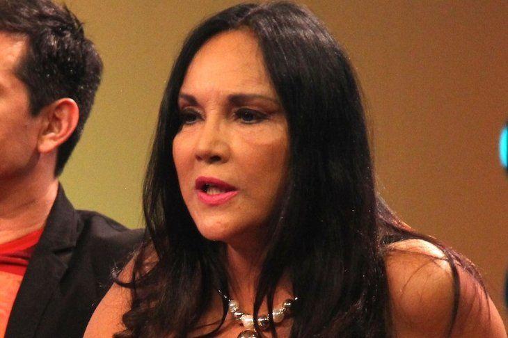 Zuni y Rocío se quisieron avivar durante la toma de mando de Marito
