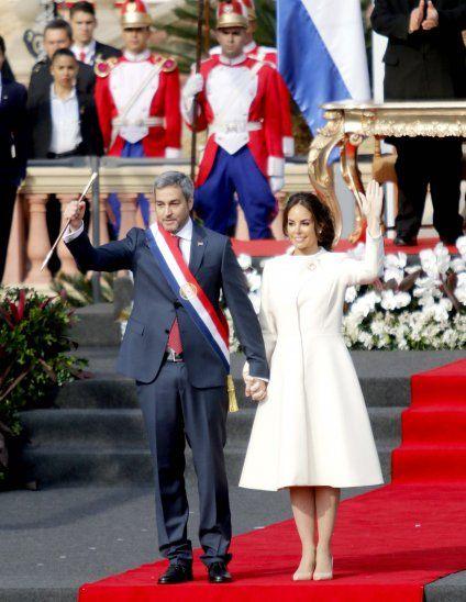 Comparan a Silvana con la reina consorte de España
