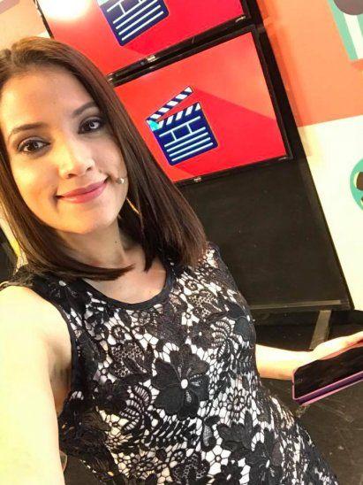 Indignada por el trato que le brindó la actriz Araceli González.