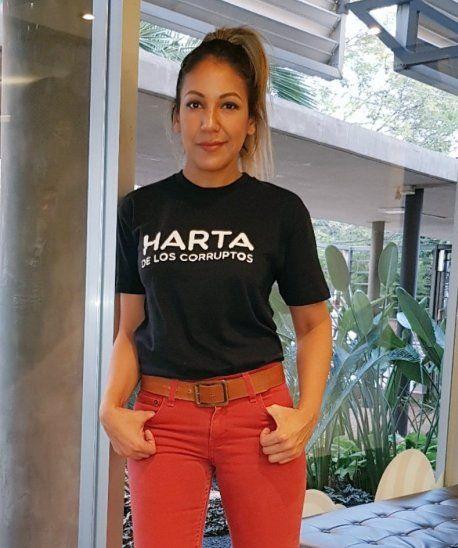 Patricia Vargas encaró a un piropeador callejero
