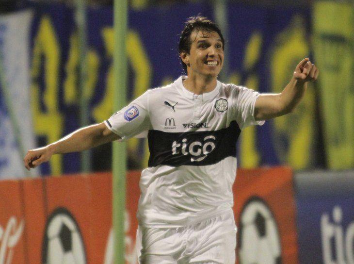 Pablo Zeballos jugó en Cerro y Olimpia