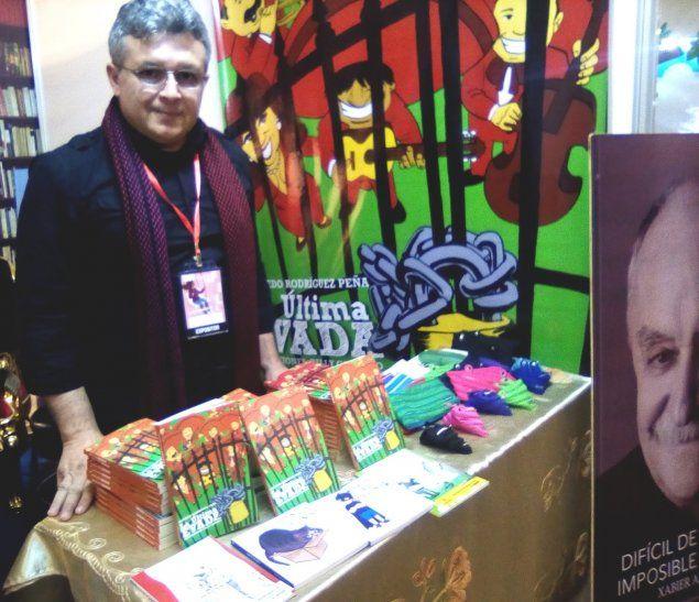 El escritor boliviano Alfredo Rodríguez incorporó las frases de Cartes a su best-seller que va por la quinta edición