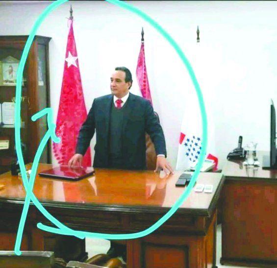 Segunda metida de pata de Hugo Javier en la Gobernación
