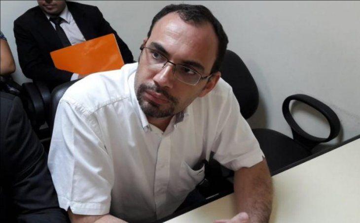 Raúl Fernández Lippmann es investigado por asociación criminal y tráfico de influencias.