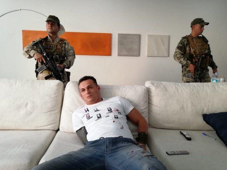 Echado de Paraguay, capo del PCC crea tumulto en la cárcel y anuncian baño de sangre