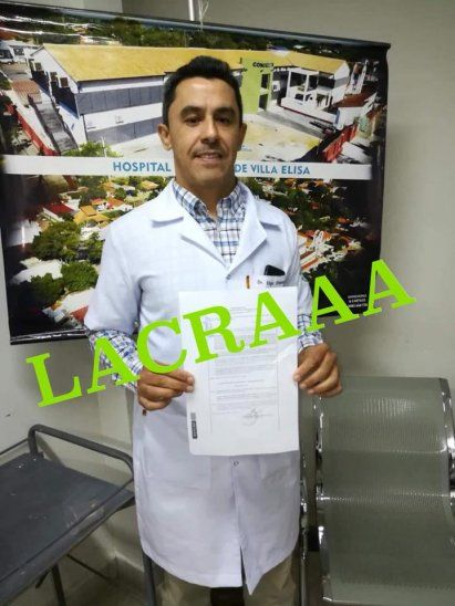 Dr. Edgar Chaparro