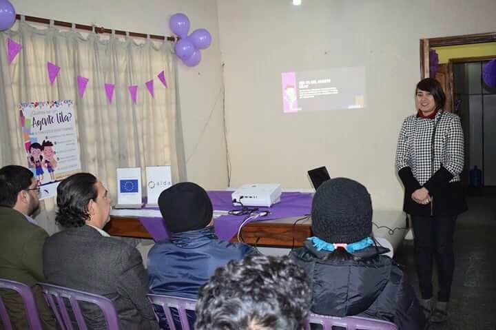 Formarán AGENTES LILA para combatir la violencia familiar