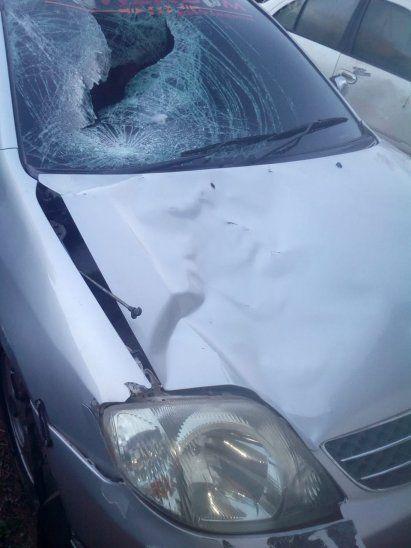 Conductor borracho atropelló a tres y una transeúnte murió