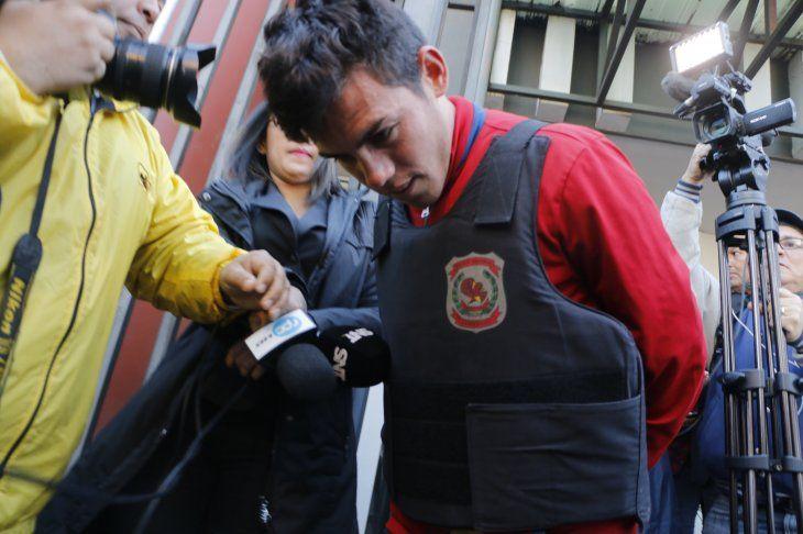 Detienen a presunto autor del disparo que mató a estudiante