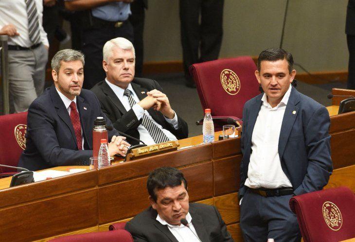 Voceros cristianos resaltaron la presencia de dos evangélicos en el gabinete de Mario Abdo Benitez
