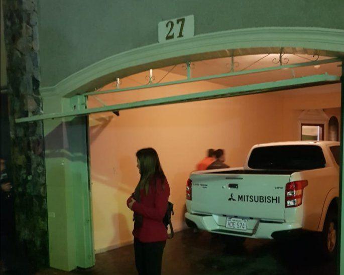La víctima estaba en la habitación 27 del lugar.