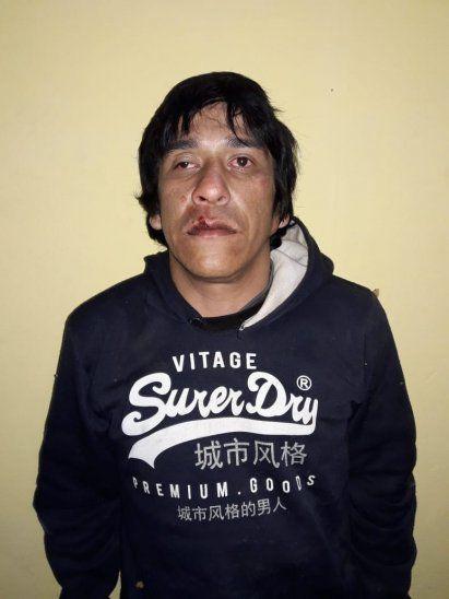 Amenazó a su mamá y a su padrastro pero terminó preso