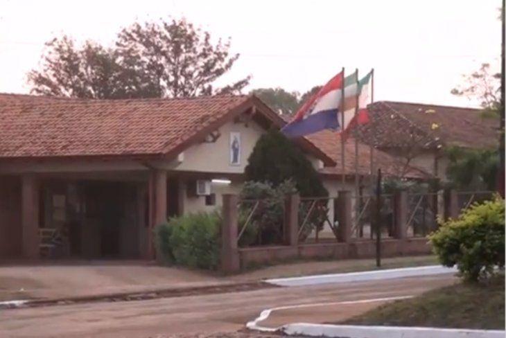 Intervinieron agentes de la comisaría 16 de Tomás Romero Pereira.