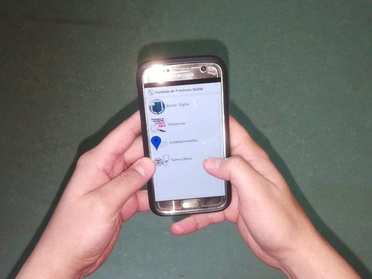 IPS presentó app para saber la disponibilidad de remedios