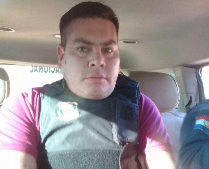 Quedó en libertadMarcio Ariel Sánchez Giménez