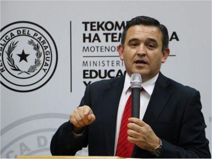 El ministro de Educación dijo que habrían unos 12.000 planilleros en la institución.