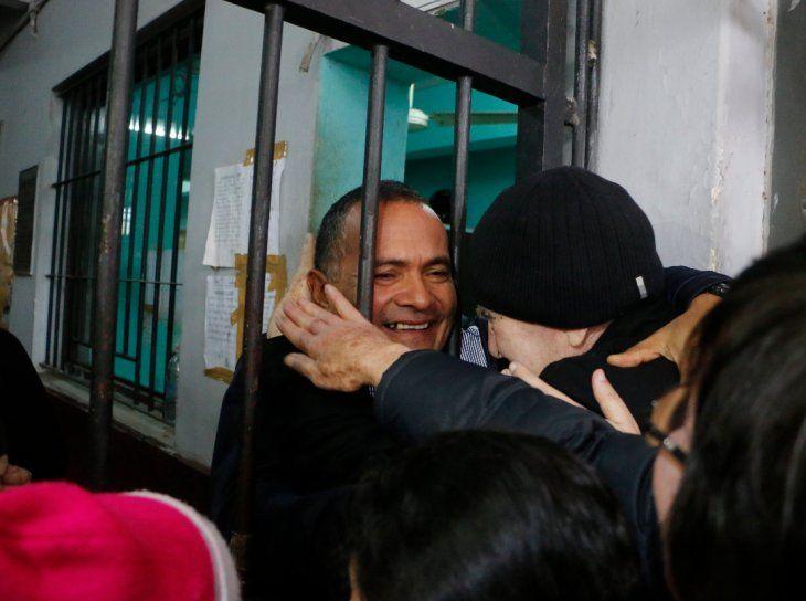 El 26 de julio Rubén Villalba fue absuelto por el caso Curuguaty.