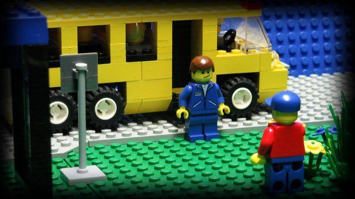 Bloques de Lego ya no serán de plástico