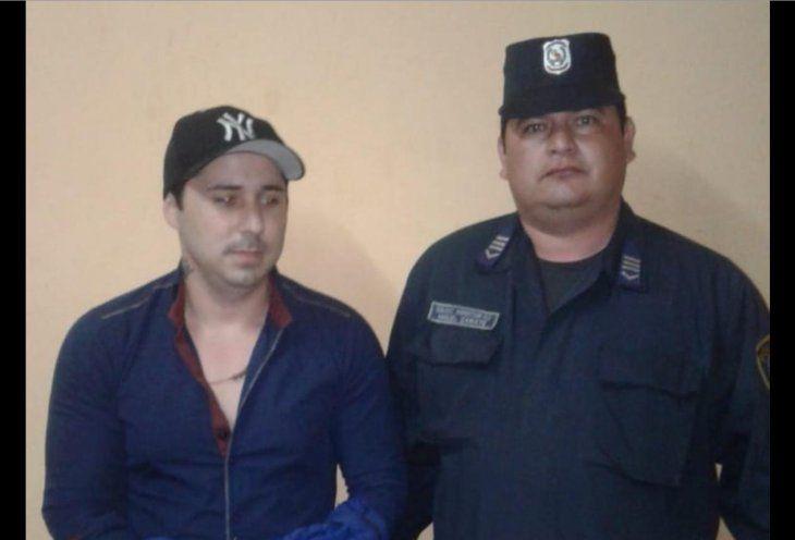 Está preso: Diego Medina Otazú ya está detenido en Ciudad del Este