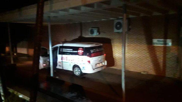 El IPS de Salto del Guairá no tiene ambulancia. La que hay en el departamento está en Curuguaty pero no tiene chofer.