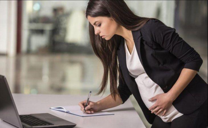 Conocé tus derechos: Es importante conocer los pasos para solicitar un permiso de maternidad (foto ilustración).