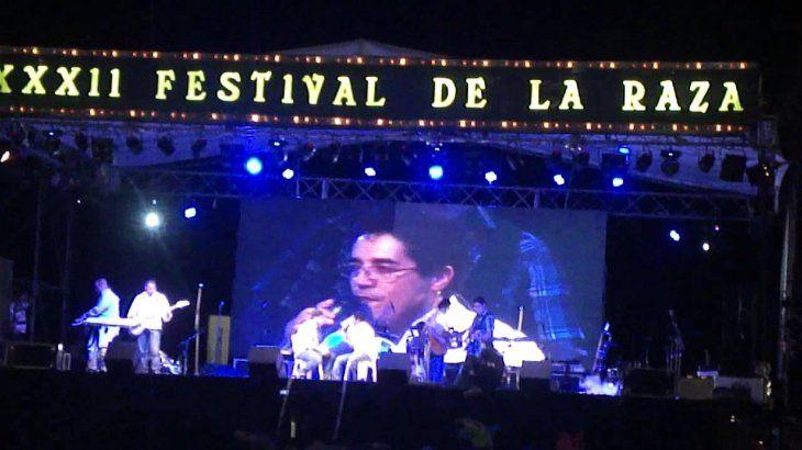 Festival de la Raza en Villarrica.