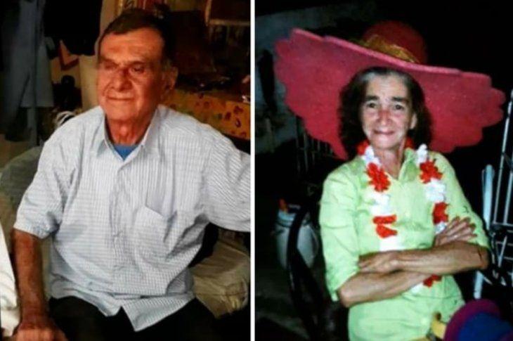 Hallan sin vida a pareja de abuelos y hablan de feminicidio