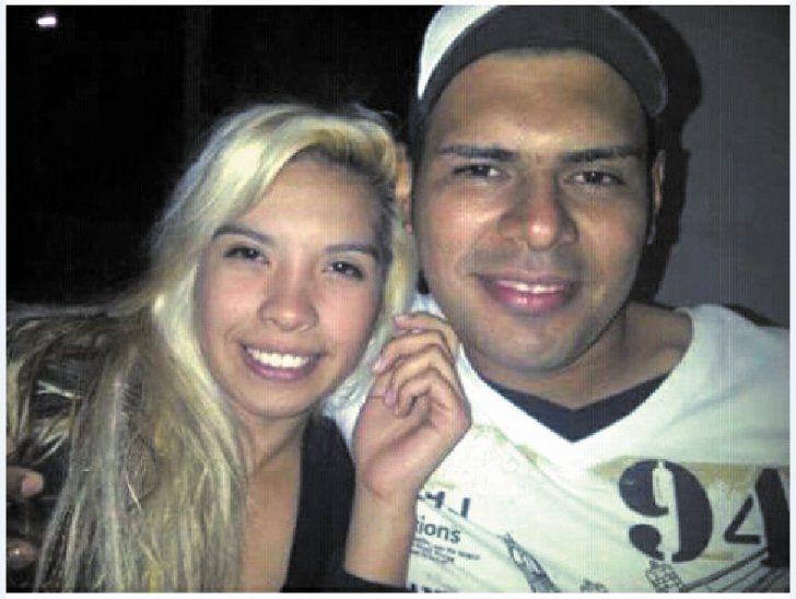 Ever Barrios fue pareja de Dalma hasta el 2013.