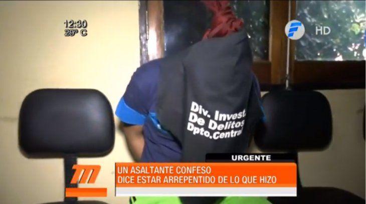 Martín Garay fue detenido