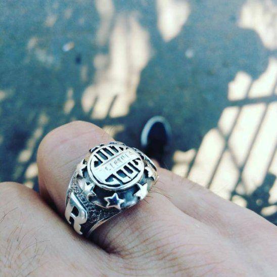 Raúl González: El señor de los anillos