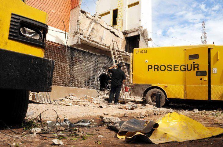 El megaasalto a Prosegur fue el golpe más impactante de los últimos tiempos en nuestro país.
