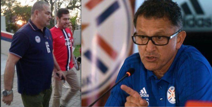 José Luis Chilavert: ¿Qué ha ganado Osorio?