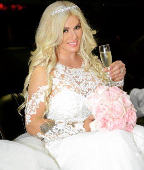Lilian Ruiz se casó en los Estados Unidos y reside en New York.