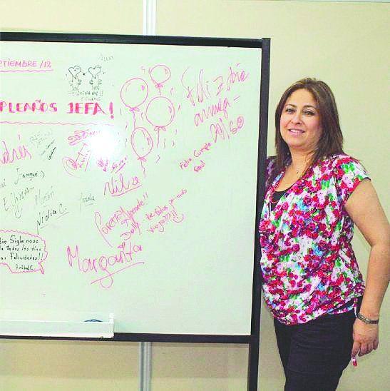 Dolly Báez tenía antigüedad y además es una paciente con cáncer de mamas en pleno proceso de recuperación.