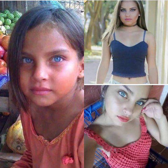 Licha sorprendió en las redes sociales con su belleza.