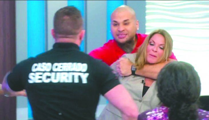 INSÓLITO. Un demandante intentó secuestrar a la Doctora Polo en su programa.
