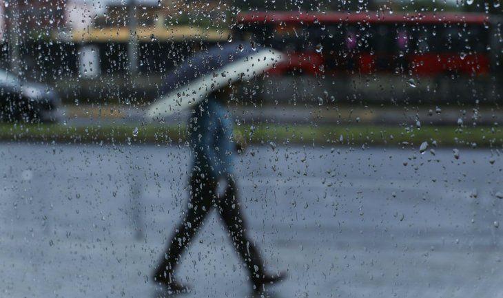 Alertan sobre fuertes tormentas y caída de granizos