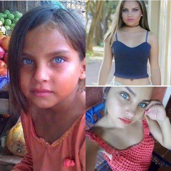 Las fotos viralizadas de Licha Paniagua.
