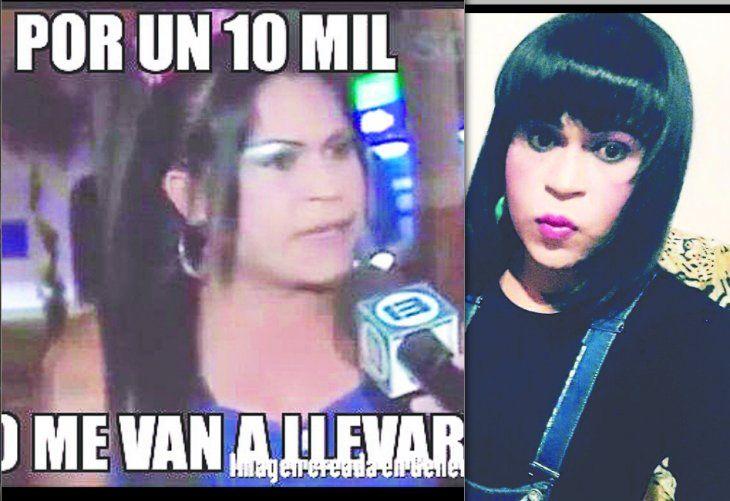 Maritza se hizo muy famosa.