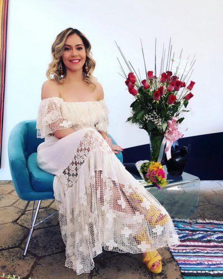 Liliana Alvarez es muy celosa de su hijo.