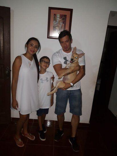La familia de Larissa