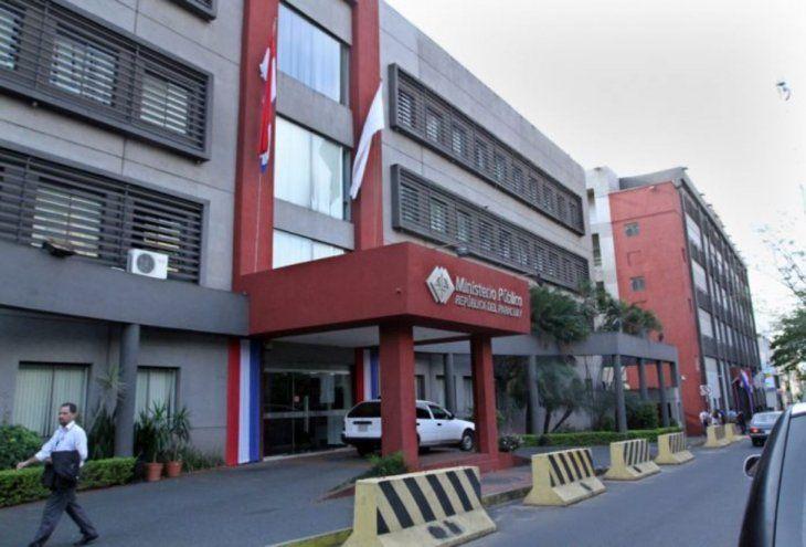 Funcionarios del Ministerio Público inician hoy huelga general