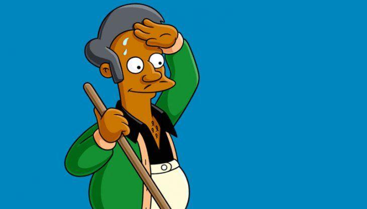 ¿Buscan matar al personaje Apu en la serie Los Simpsons?